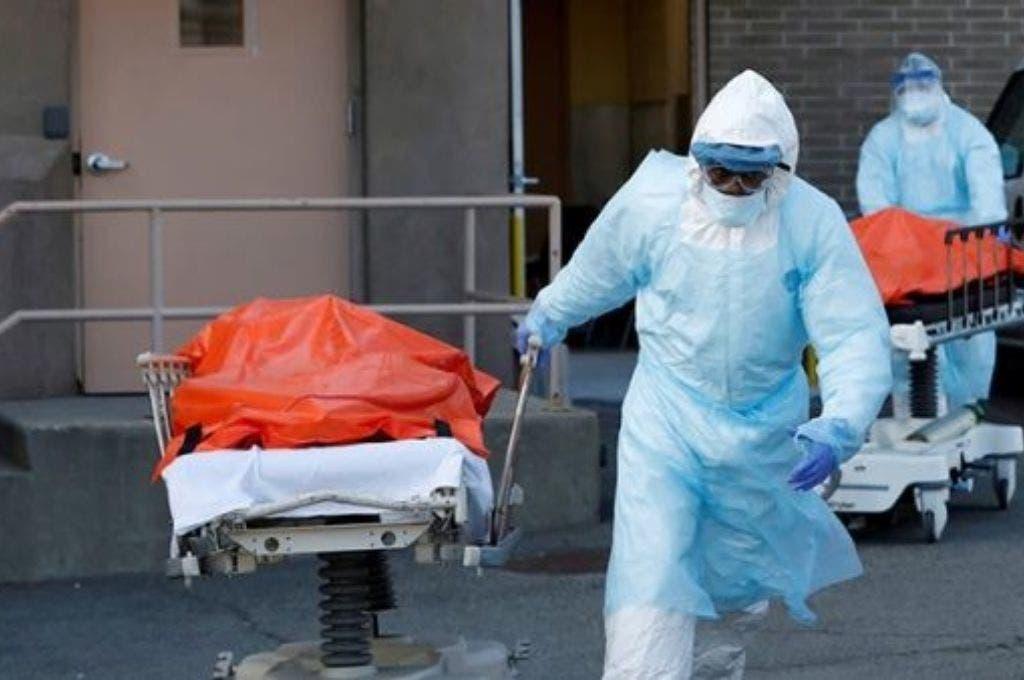Reporta 6 muertes y 815 casos nuevos covid-19