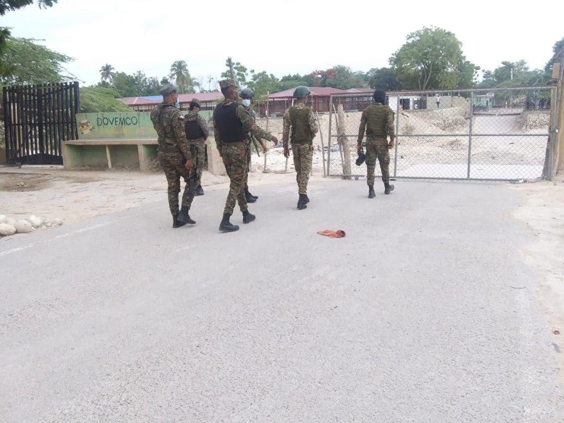 Ejército refuerza vigilancia en frontera