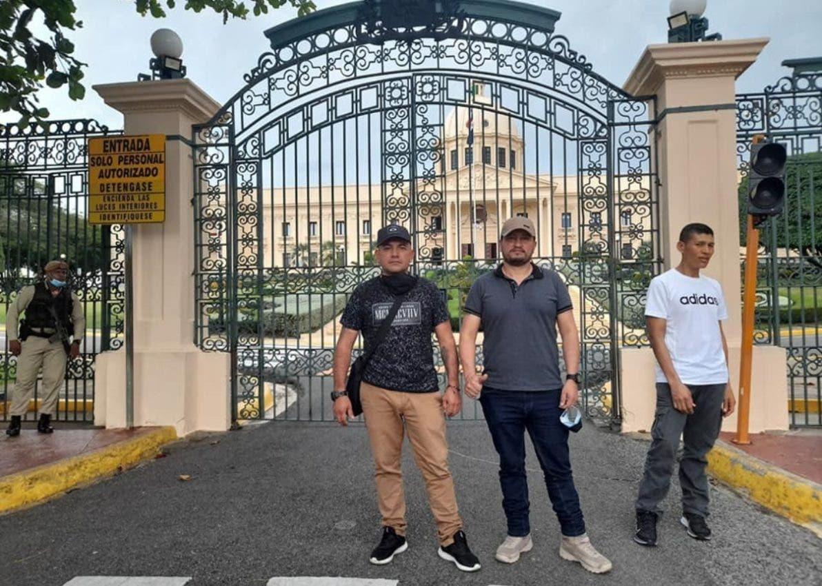 Colombiano preso en Haití publicó fotos en SD