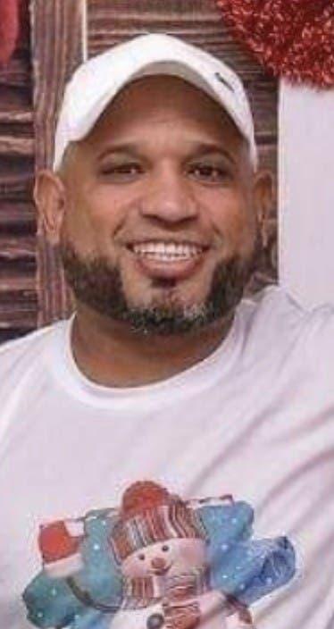 Ányelo  Santana Cedano autor de la tragedia que causo seis muertes el sábado en Higüey.