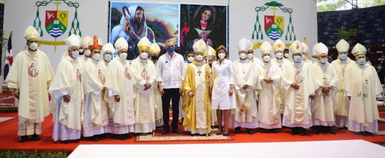 Obispo SFM promete una gestión inclusiva