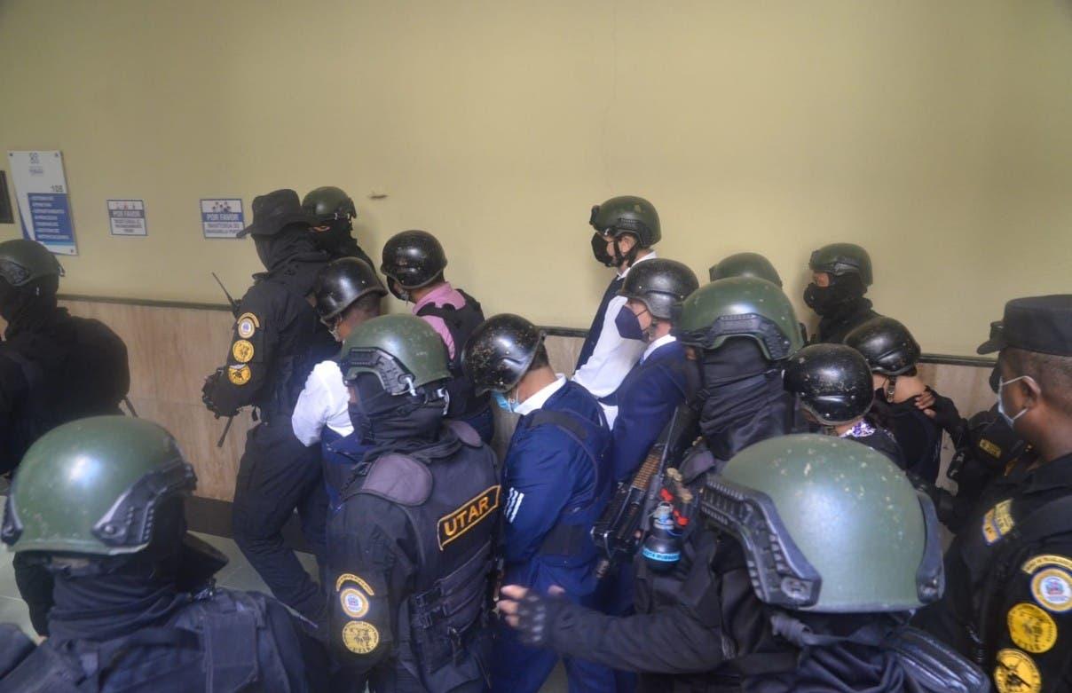 PGR alteró base de datos extraditables