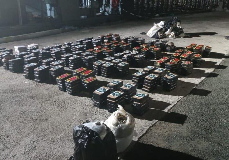 Buscan otros por 540 kilos de cocaína