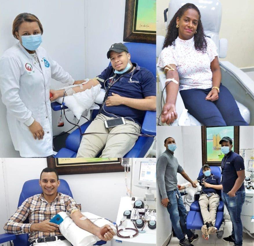 Donar sangre en tiempos de covid