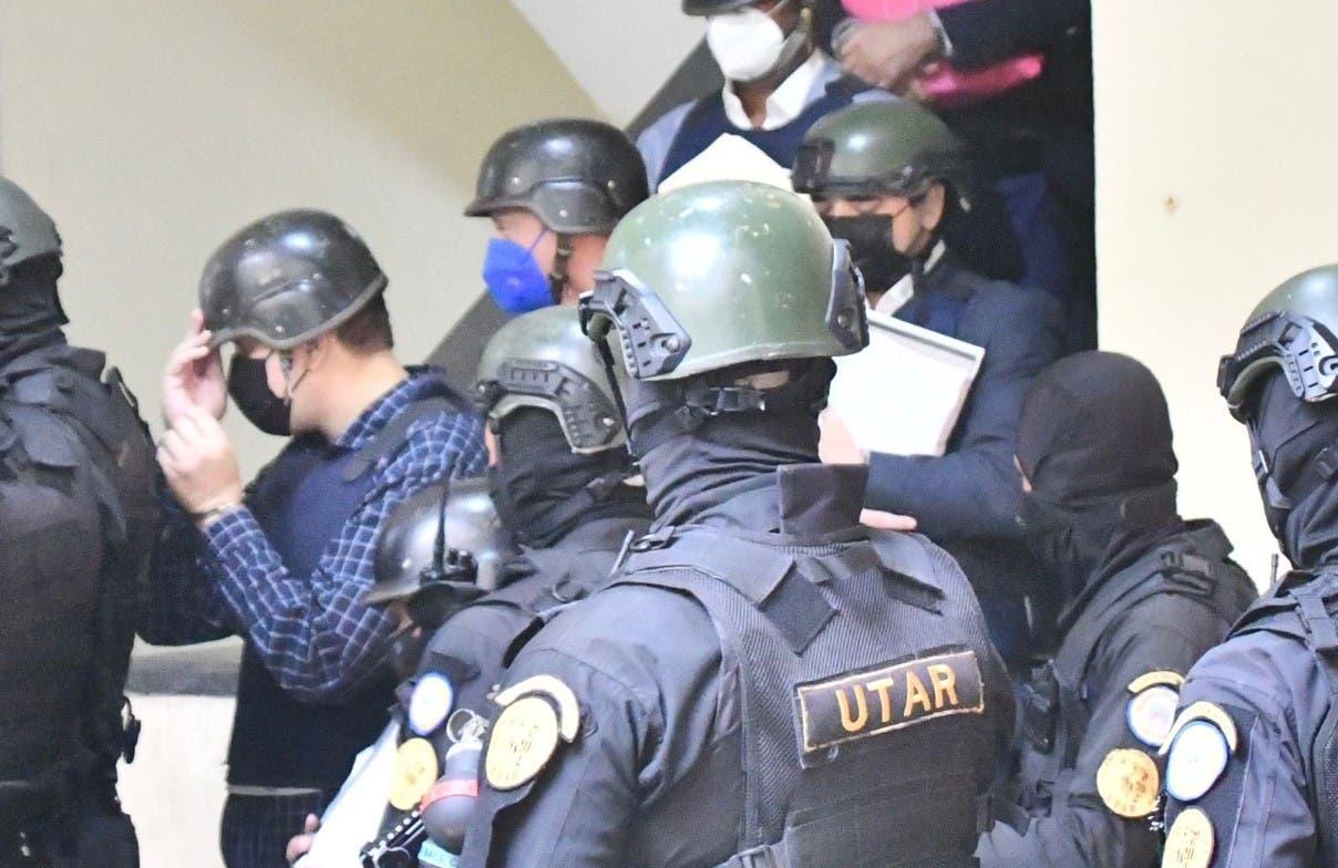 Jueza Romero reanuda coerción caso Medusa