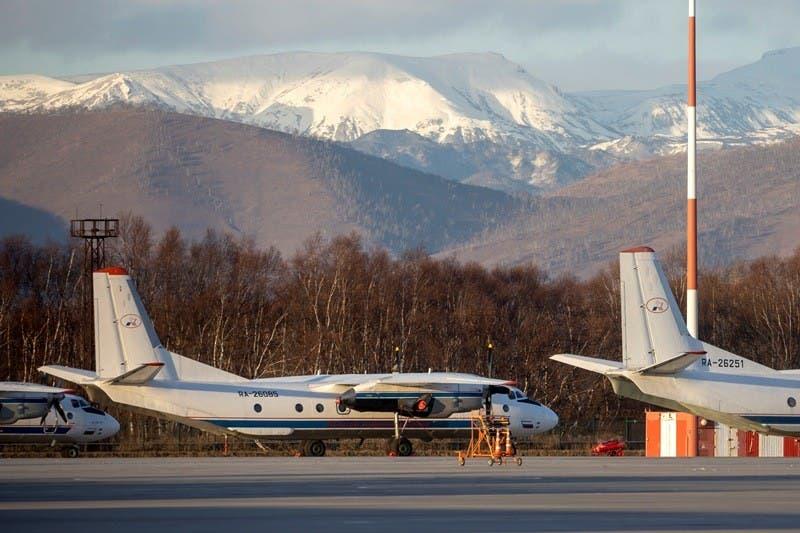 Se estrella avión con 28 personas en Rusia