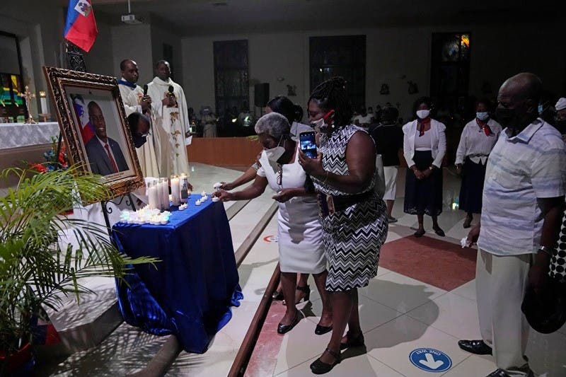 Ciudad de Moïse se alista para funeral