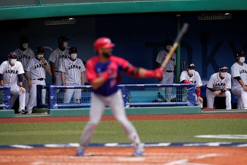 Japón ganó al equipo de República Dominicana 4-3
