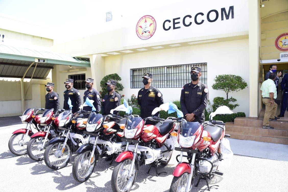 Donan motores para luchar contra comercio ilícito y contrabando
