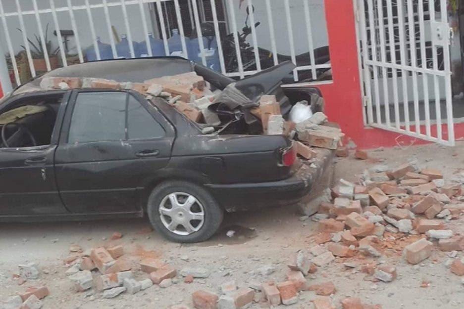 Al menos 41 heridos, 3 graves, tras sismo en Perú