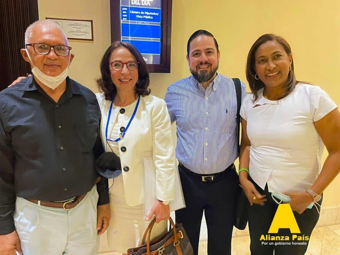 Alianza País exhorta exigir reforma Seguridad Social
