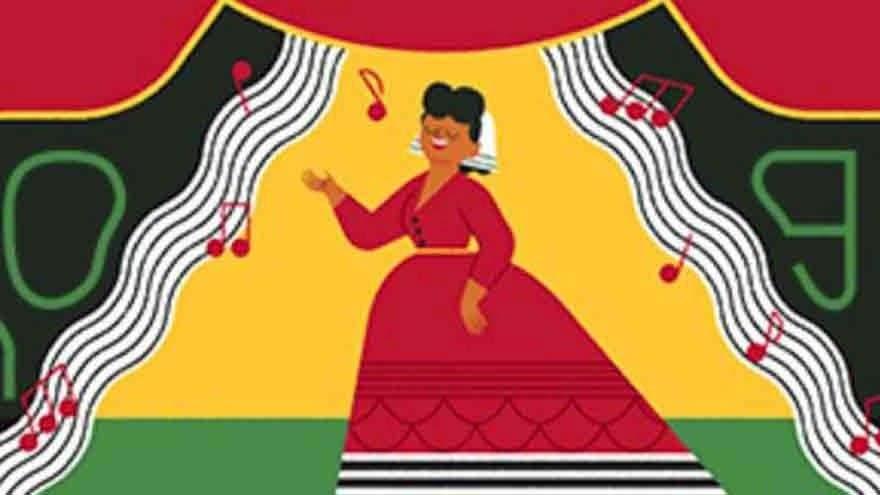 Google ilustra su página con homenaje a soprano mexicana