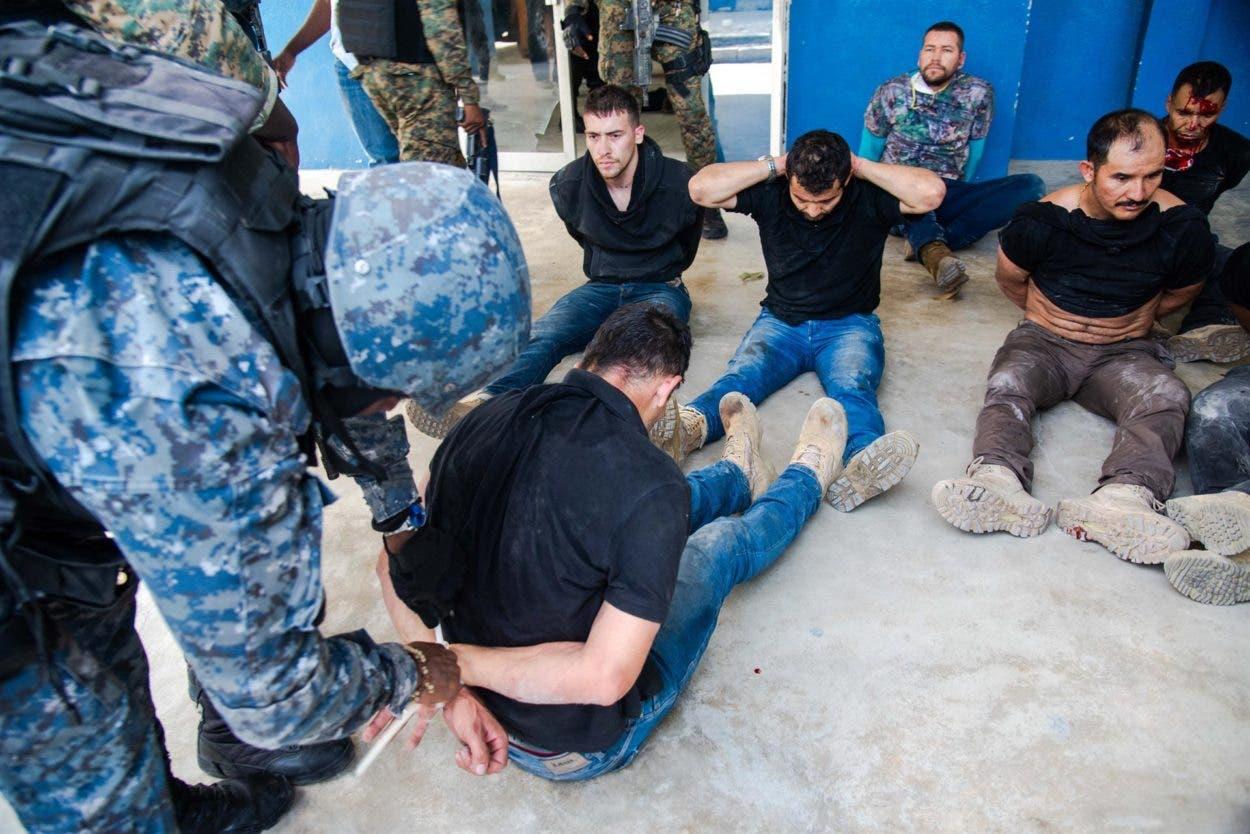 Apresan 15 colombianos y 2 de EEUU por muerte de Moïse