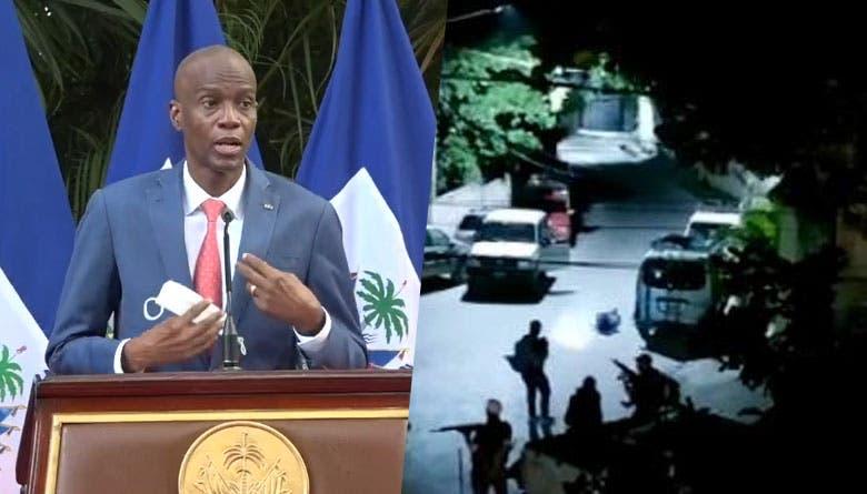 Asesinos de Moise tenían tres meses en Haití