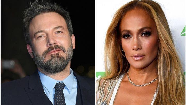 Jennifer López admite está feliz con Ben Affleck