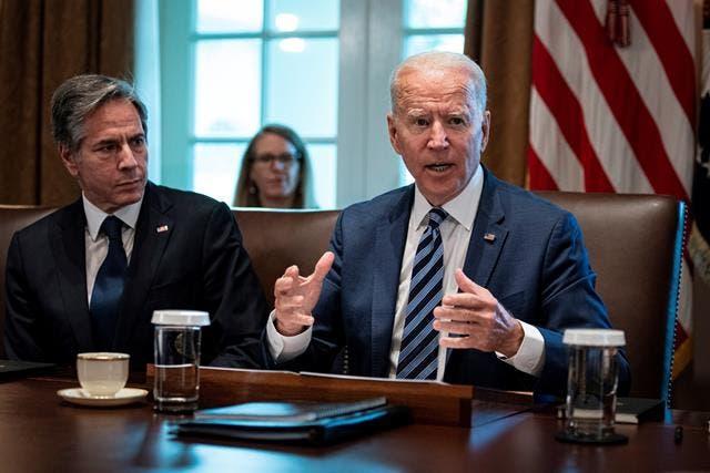 Biden hace balance de sus primeros seis meses