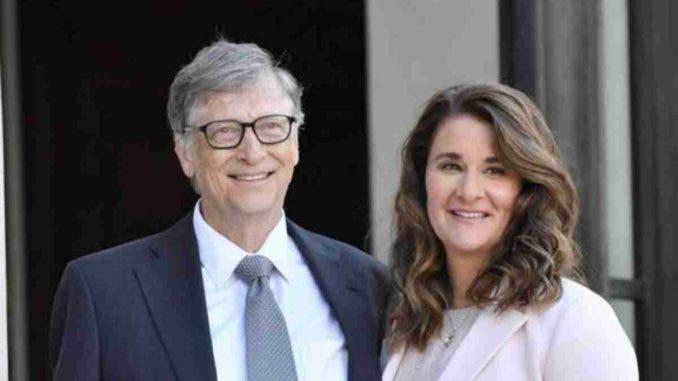 "Bill Gates se declara ""culpable"" de romper su matrimonio"