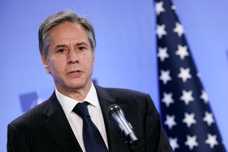 Blinken expresa a Almagro compromiso de EEUU de apoyar elecciones en Haití