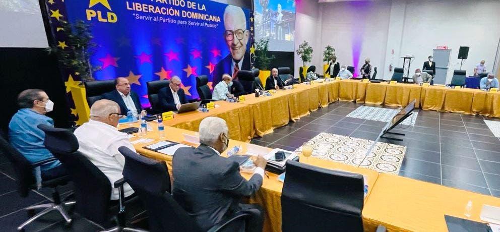 Comité Político PLD pasará balance a reorganización