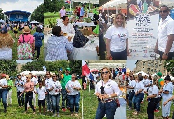 Concluye Feria Gastronómica en El Bronx