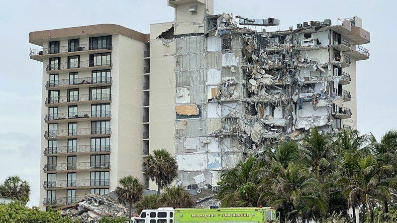 Estelle Hedaya, última víctima de derrumbe Miami