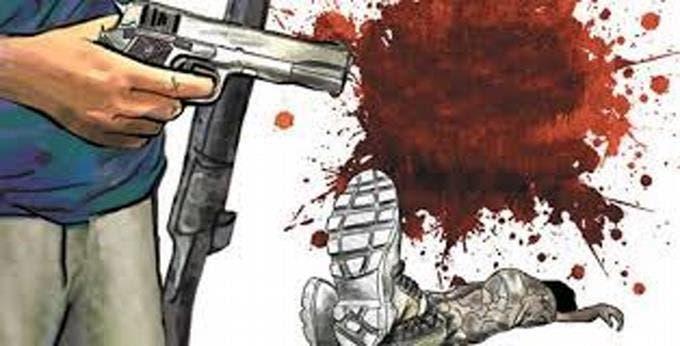 Matan sargento ERD en calle Manoguayabo