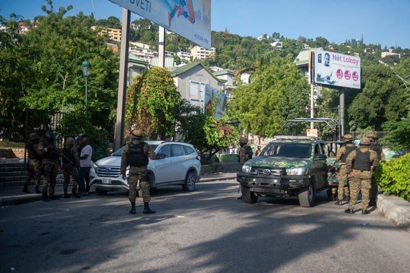 """La situación está """"bajo control"""" en Haití"""