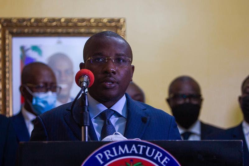 EEUU no reconoce a Claude Joseph como primer ministro de Haití