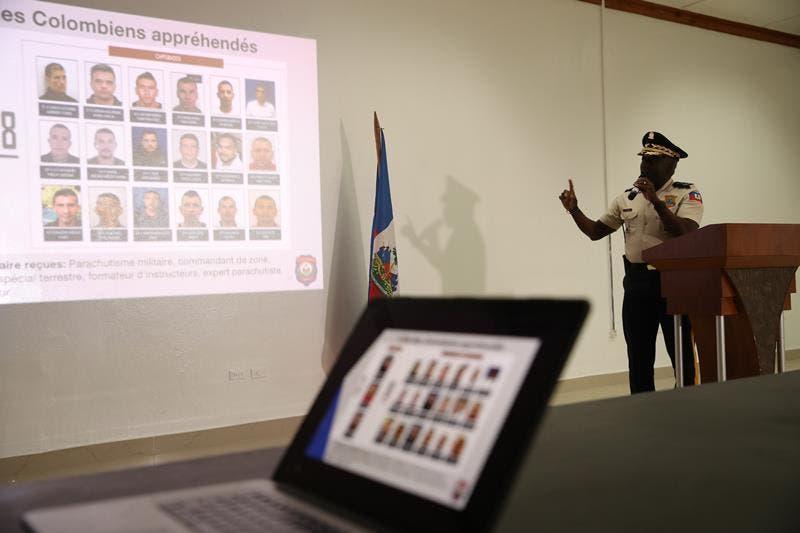 Primer Ministro Haití sospechosos muerte Moïse