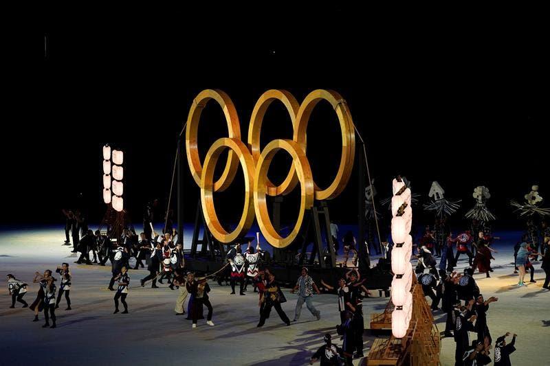 Comienza ceremonia inaugural Juegos de Tokio