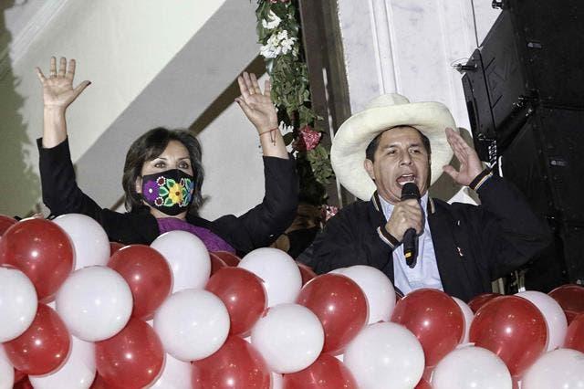 Nuevo Gobierno de Perú, listo para asumir funciones