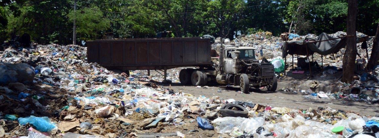 Desafío de la basura en calles SDE