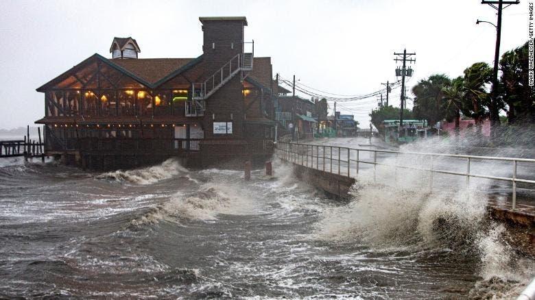 El ciclón Elsa sigue arrojando fuertes lluvias en el noreste de EE.UU.
