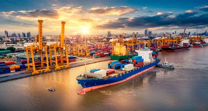 Comercio marítimo cae 16% en 2020 en Florida