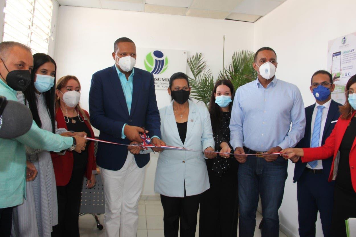 Pro Consumidor abre oficina en Moca