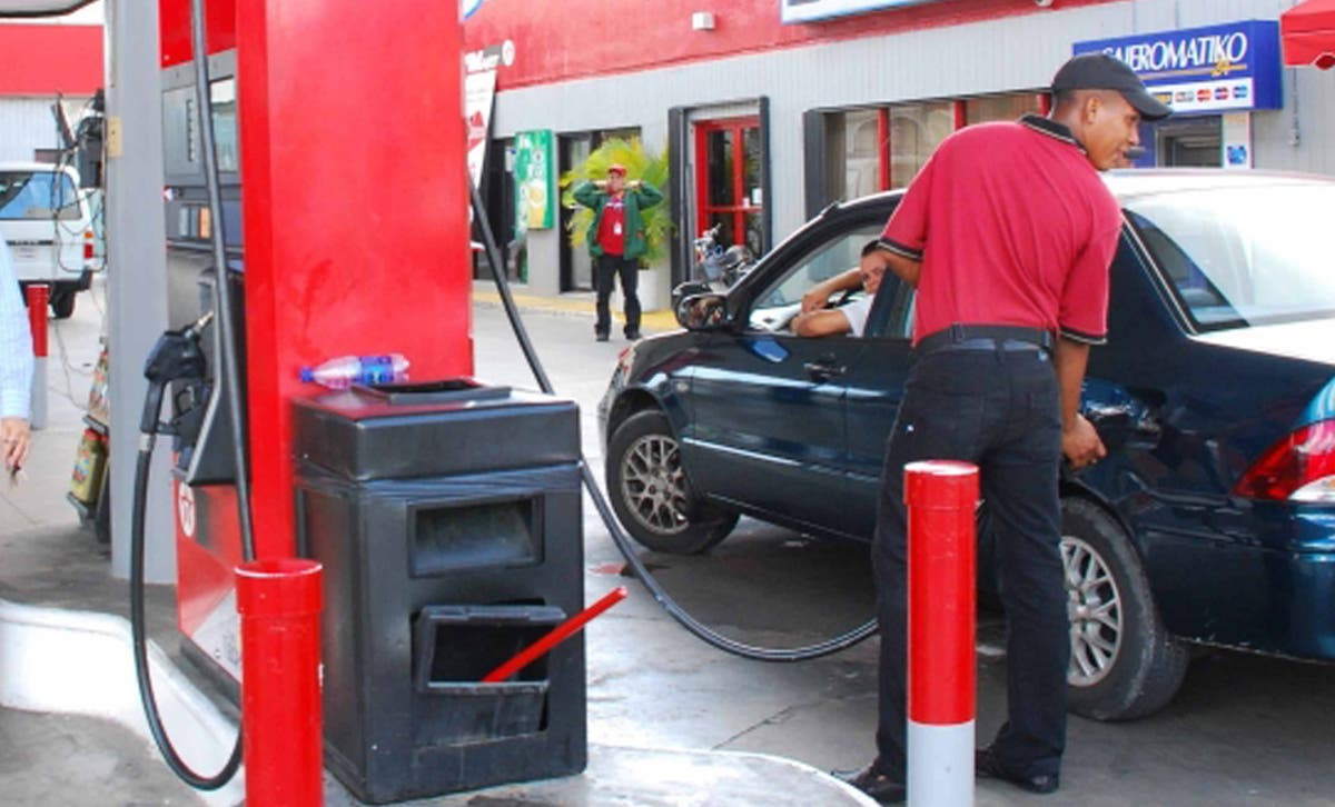 Suben RD$4.0 gasolina y gasoil regular