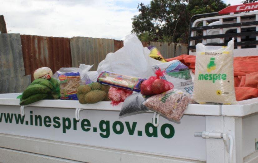 Los alimentos que distribuye Inespre podría llegar a más hogares de la República Dominicana