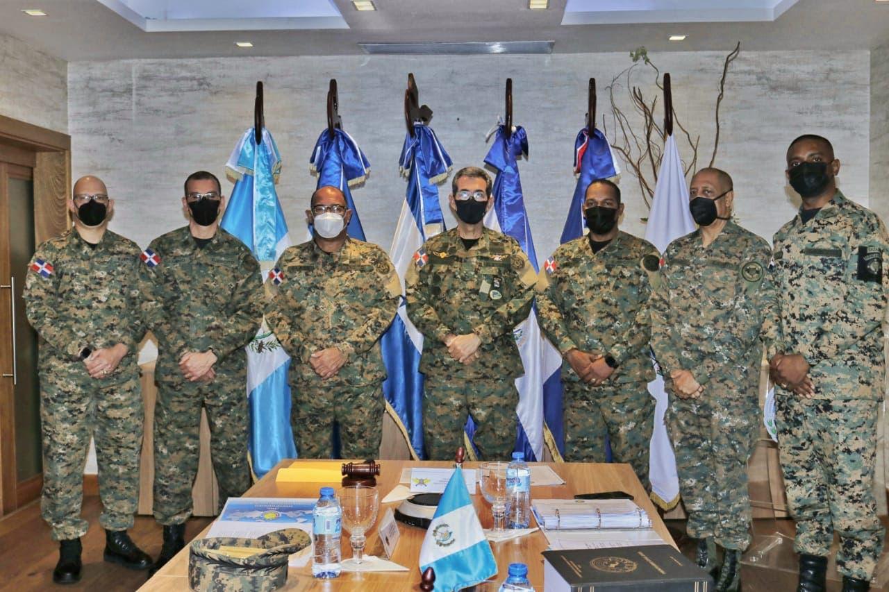 FFAA de Centroamérica trabajarán unidas