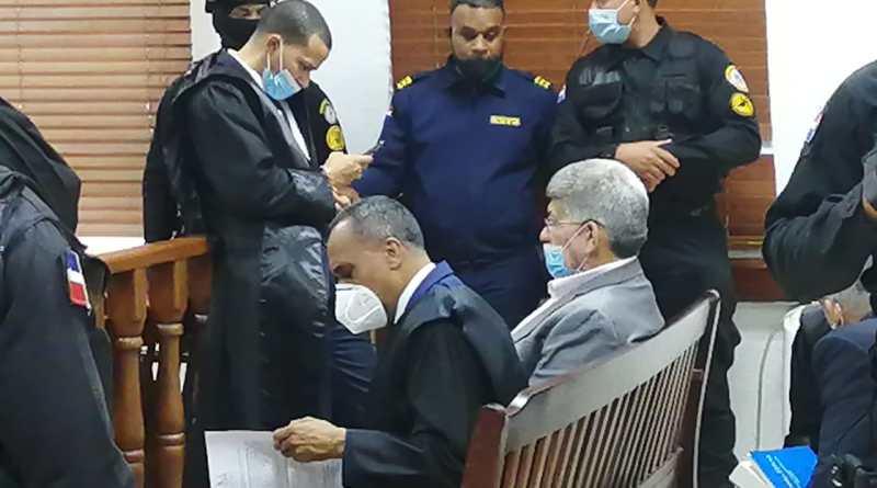 Juez se reserva fallo revisión de coerción en caso Pulpo