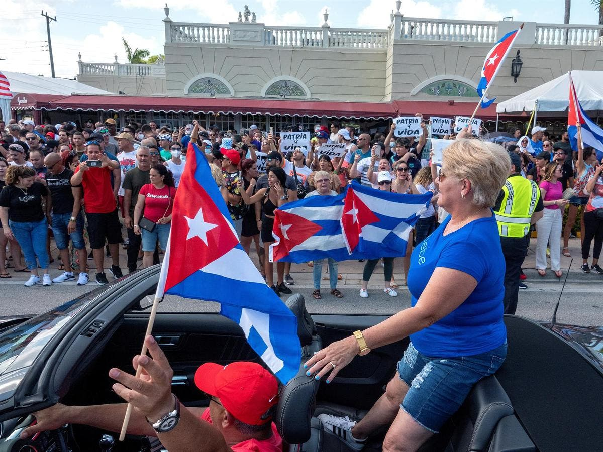 Pedirán la libertad de Cuba, Venezuela y Nicaragua
