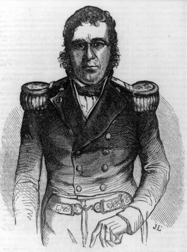 General Pedro Santana mérito y gloria