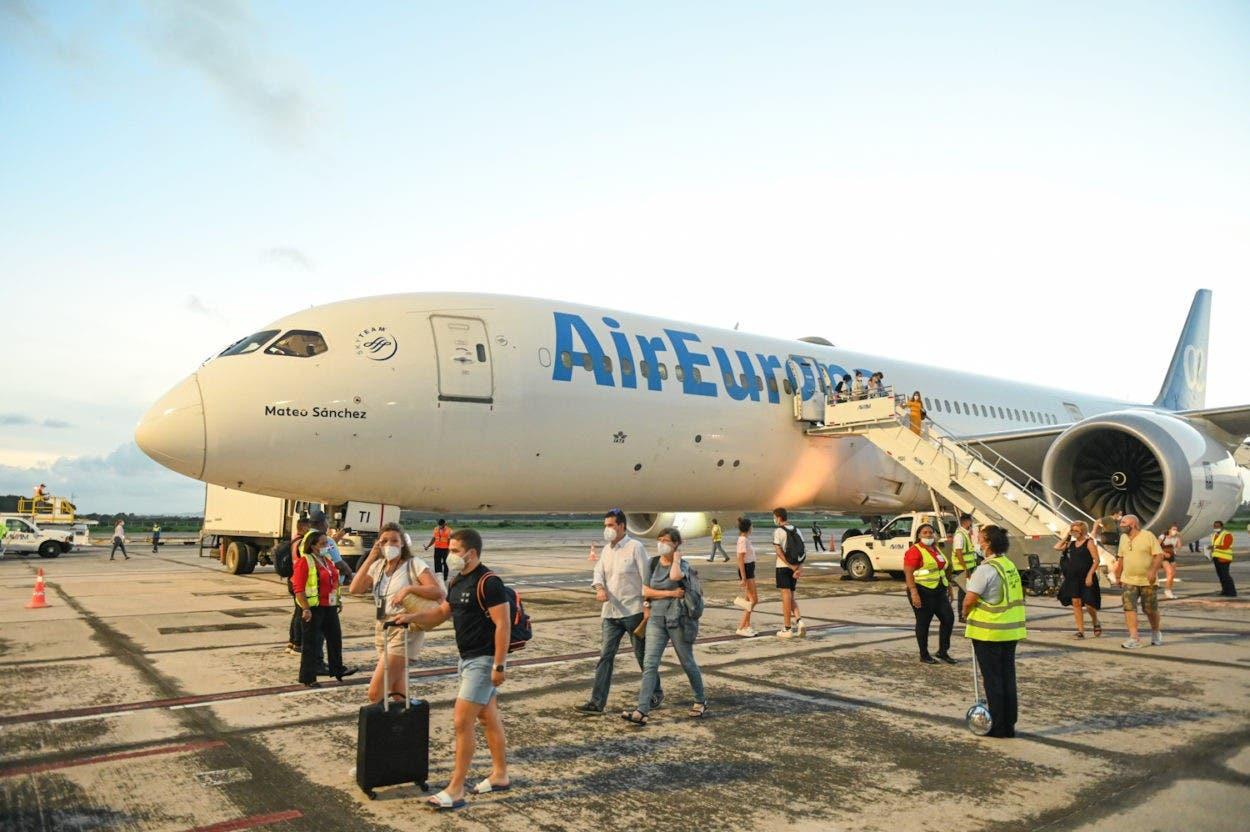 AirEuropa conecta por primera vez Madrid-Samaná