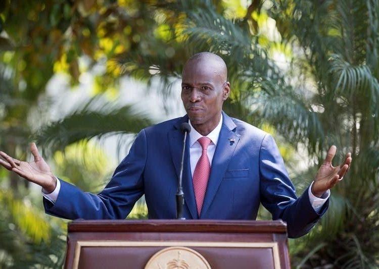 Presidente de Haití recibió 12 impactos de bala