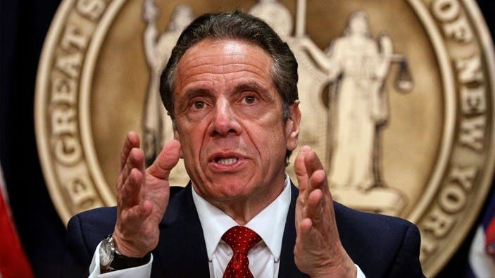 Gobernador declara emergencia estado NY