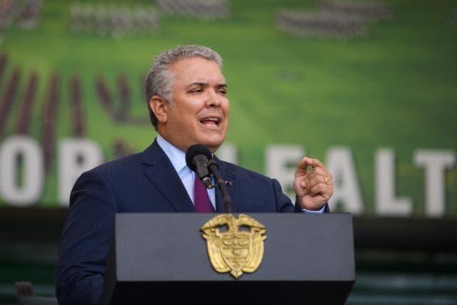 """Presidencia niega reunión de Duque con """"reclutador"""" de colombianos en Haití"""