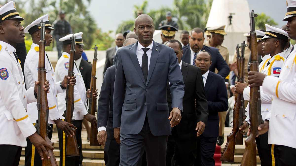 Responsables de seguridad presidencial de Haití no se presentan a declarar