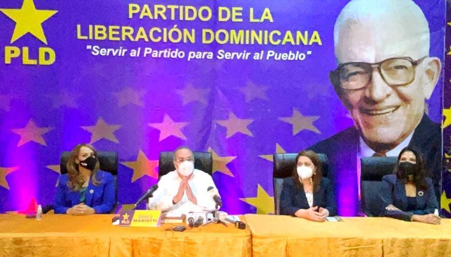 PLD ratifica Yván Lorenzo como vocero senadores