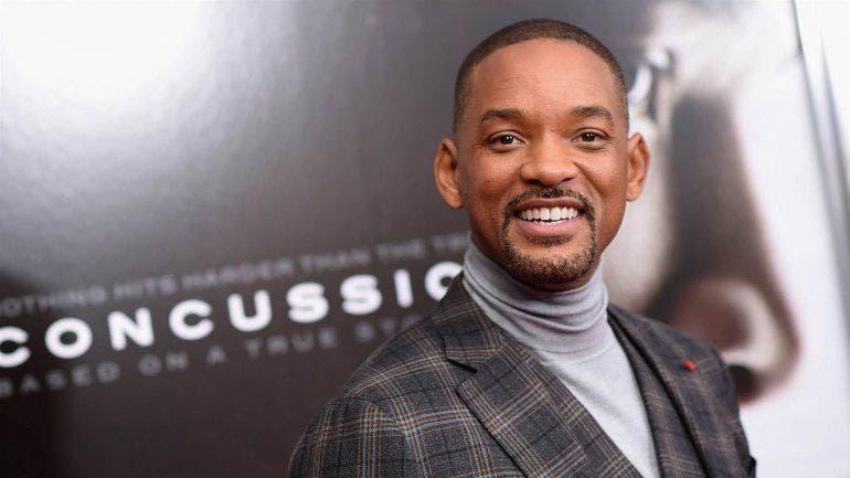 "Will Smith será padre en filme ""King Richard»"