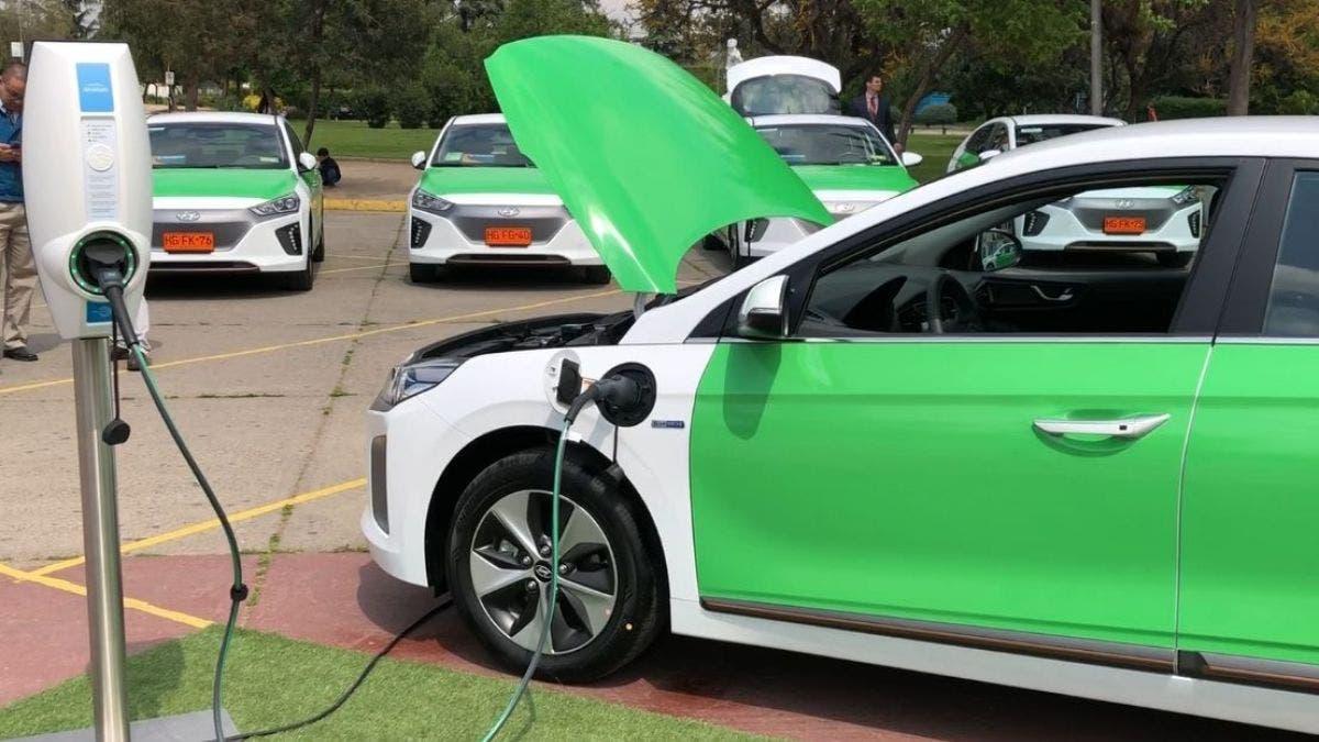 Uso de vehículos eléctricos cumple Acuerdo de París