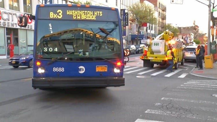 Tramo en Alto Manhattan entre los más peligrosos